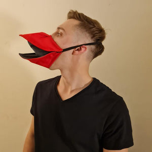 Hand Made Duck Talking Face Cover * When You Move YourJaw, Buy More Save More[get code below]