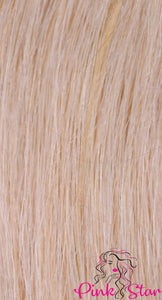 "Seamless Clip In Hair Extensions 140g (22"") - The Pink Star Company"