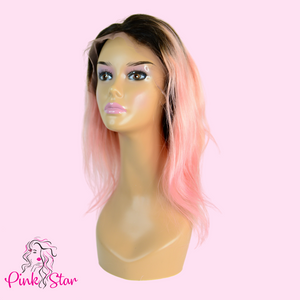 Lace Front Wigs - Pink - The Pink Star Company