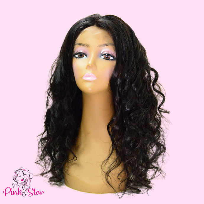 Lace Front Wigs - Body Wave - The Pink Star Company