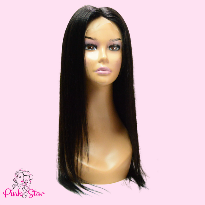 Lace Front Wigs - Straight - The Pink Star Company