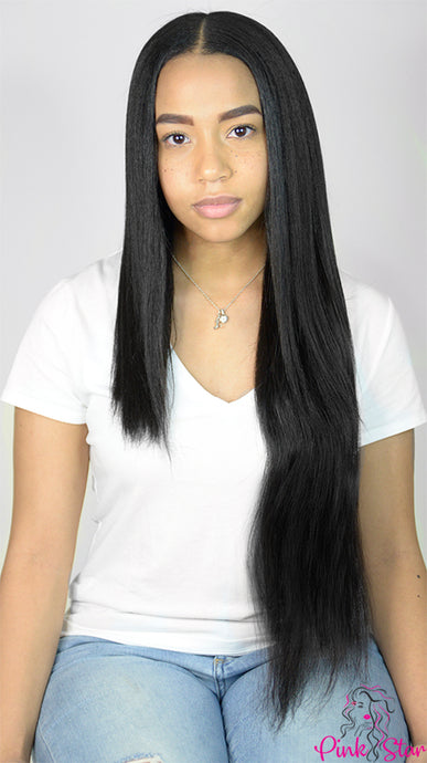 Seamless Clip In Hair Extensions 160g (26