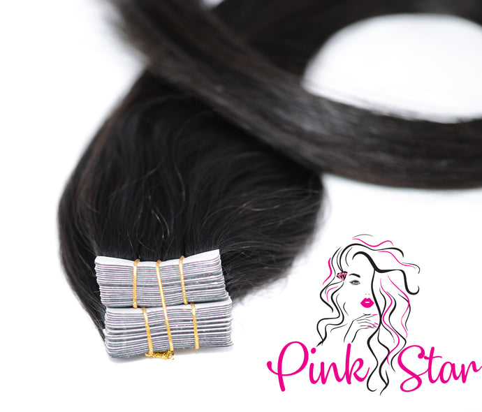 Tape In Hair Extensions 50g (18