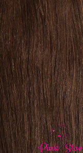 "Clip In Hair Extensions 120g (18"") - The Pink Star Company"