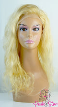 Load image into Gallery viewer, Full Lace Wigs - BLONDE 613 - The Pink Star Company