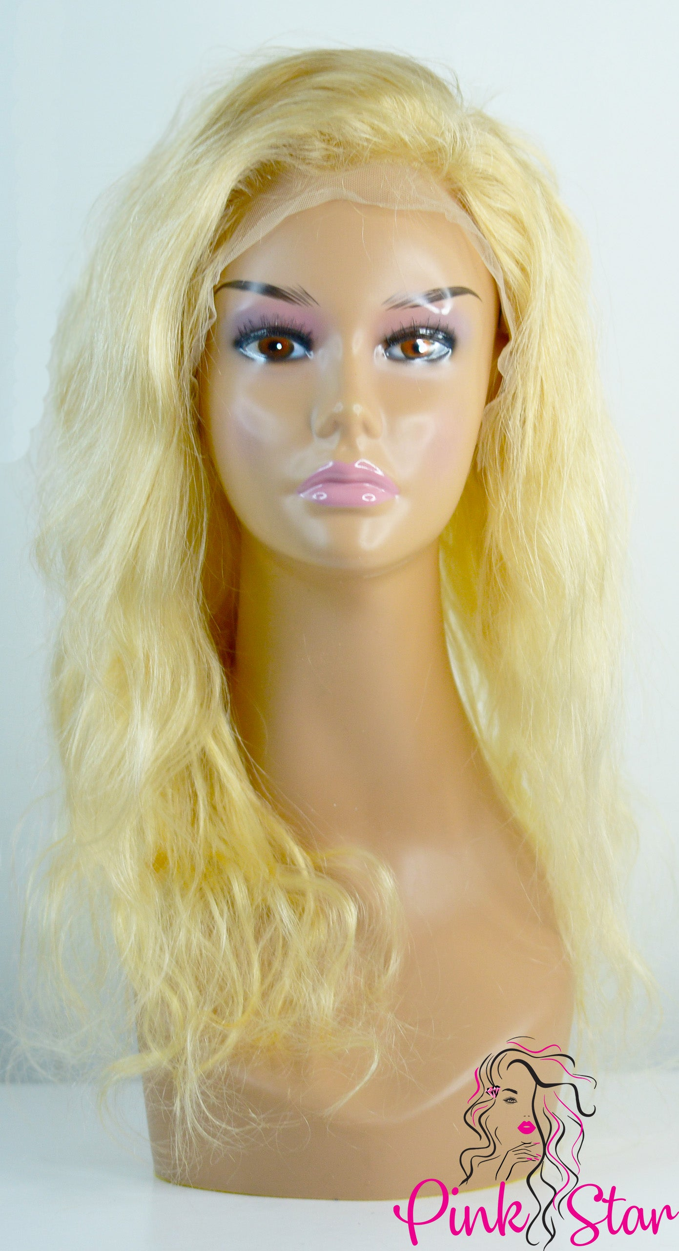 Full Lace Wigs - BLONDE 613 - The Pink Star Company