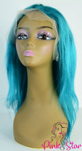 Load image into Gallery viewer, Full Lace Wigs-Teal