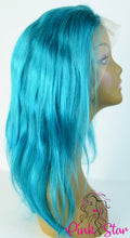 Load image into Gallery viewer, Full Lace Wigs-Teal - The Pink Star Company