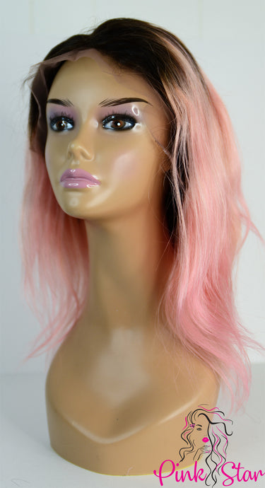 Full Lace Wigs - Pink