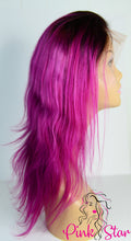 Load image into Gallery viewer, Full Lace Wigs - Purple - The Pink Star Company