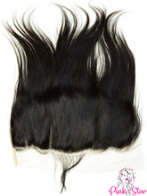 Load image into Gallery viewer, 13 x 6 Frontals - Straight Natural Hair - The Pink Star Company