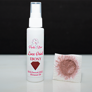 Ebony Lace Paint - The Pink Star Company