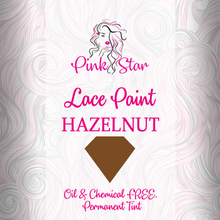 Load image into Gallery viewer, Hazelnut Lace Paint - The Pink Star Company