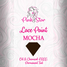 Load image into Gallery viewer, Mocha Lace Paint - The Pink Star Company
