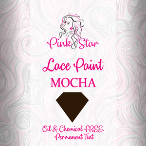 Mocha Lace Paint - The Pink Star Company