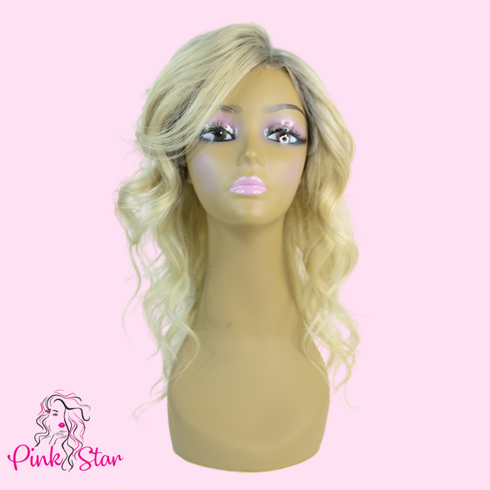 Lace Front Wigs - BLONDE 613 - The Pink Star Company
