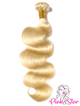 Load image into Gallery viewer, NEW Body Wave BLONDE Bundles  100g - The Pink Star Company