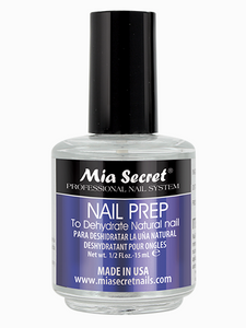 Mia Secret Nail Prep - The Pink Star Company