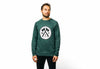 Woodyard Unisex Crew Neck Sweater