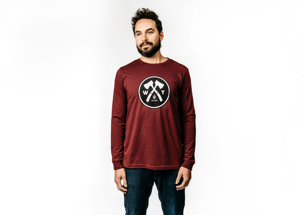 Woodyard Unisex Long-Sleeve T-Shirt
