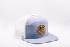 Baby Blue/White Woodyard Hat