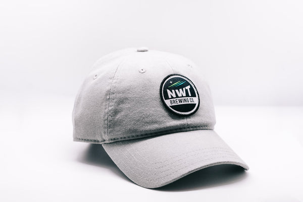 NWT Brewing Grey Dad Hat