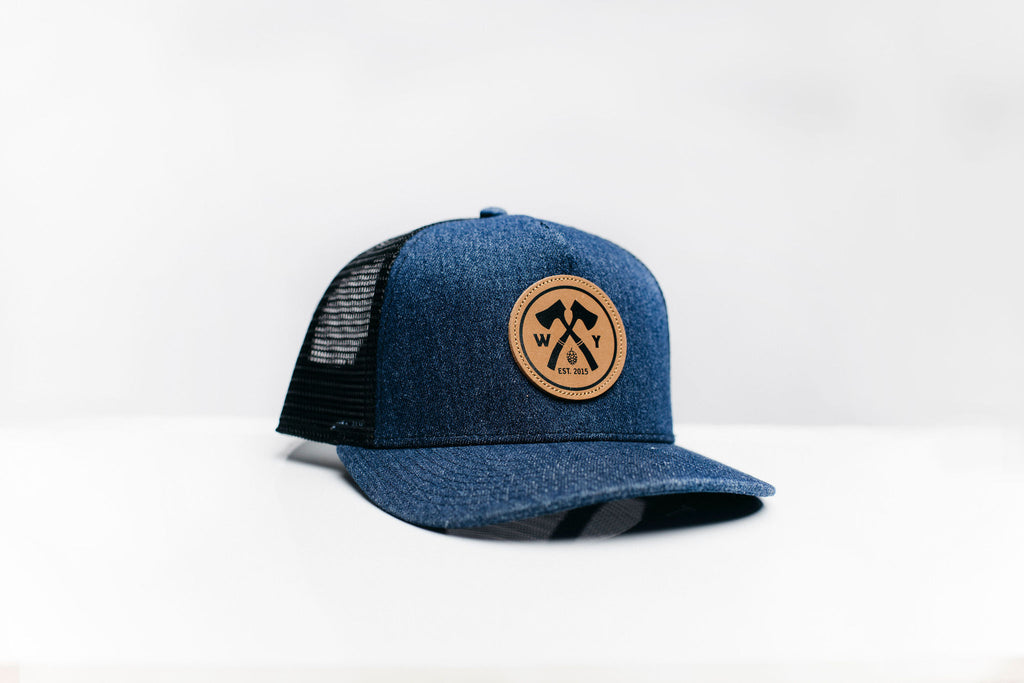 Denim Woodyard Cap