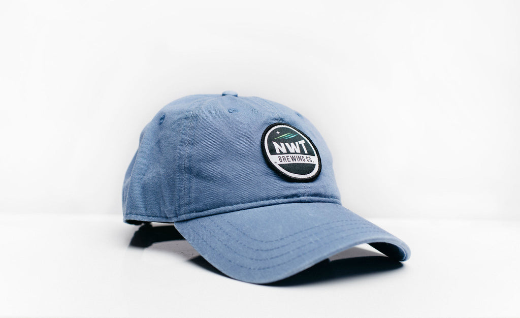 NWT Brewing Blue Dad Hat