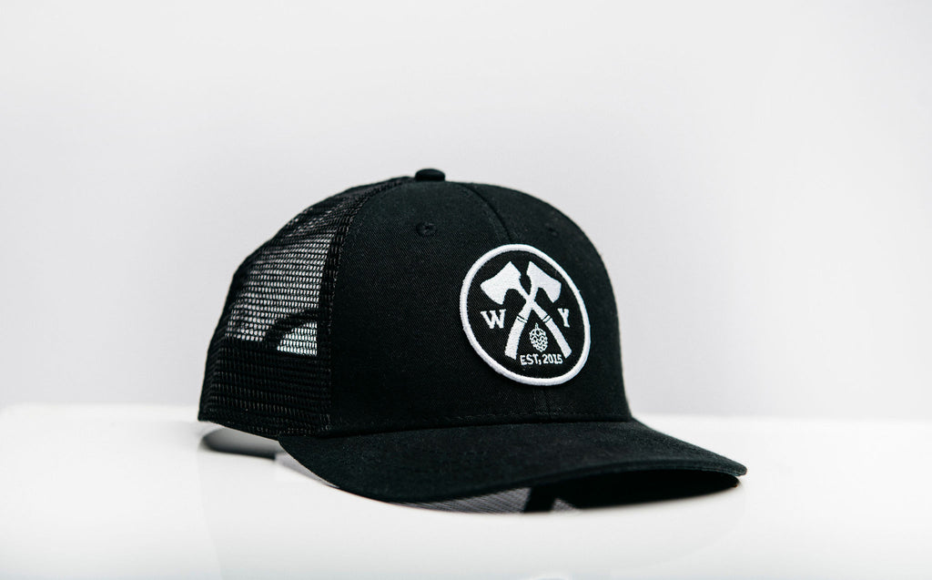 Black Everyday Woodyard Cap