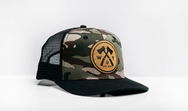 Woodyard Camo Hat