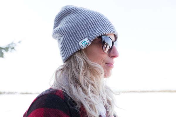 Woodyard Slouchy Toque