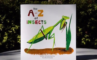 The A-Z of Insects Book