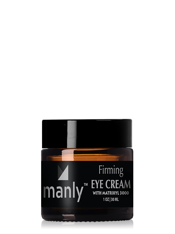 Natural Eye Cream for Men