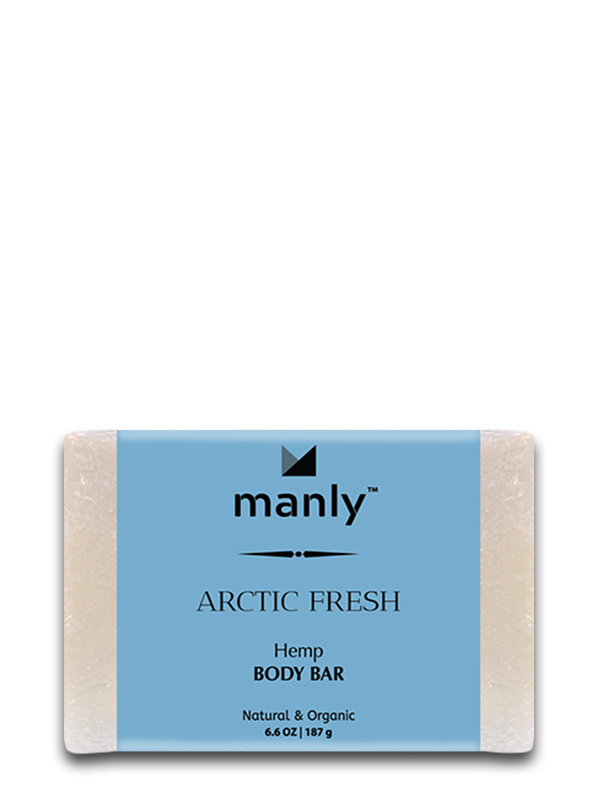 ARCTIC FRESH Hemp Body Bar