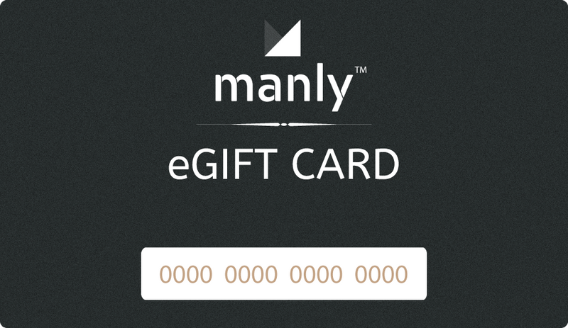 Manly Gift Cards