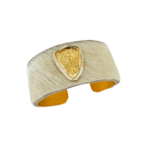 Gold // Silver Angel Cuff