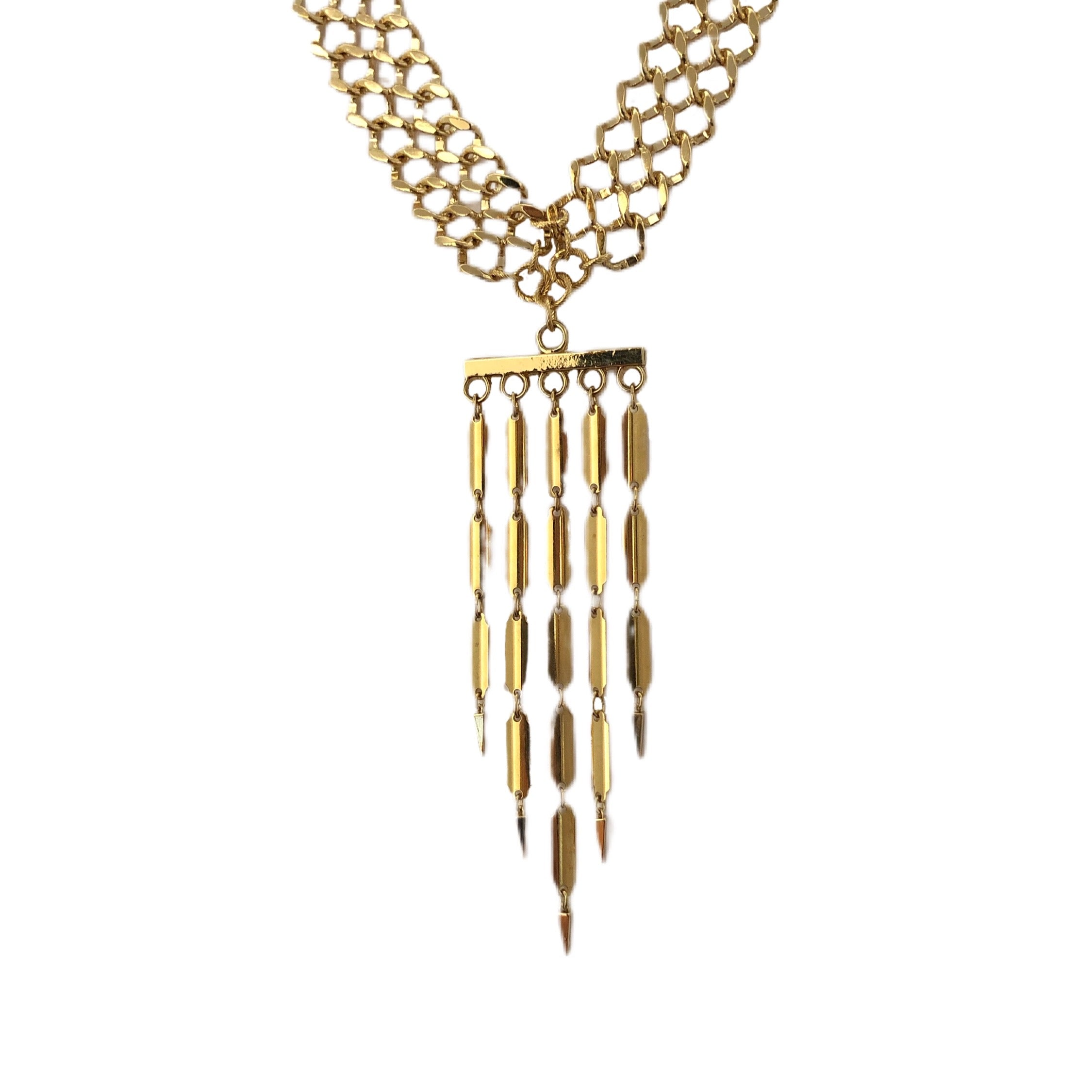Gold Lora Necklace