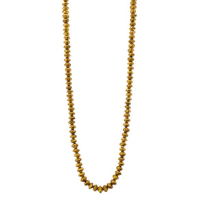Long Bronze ATB Necklace