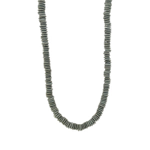 Long Grey ATB Necklace