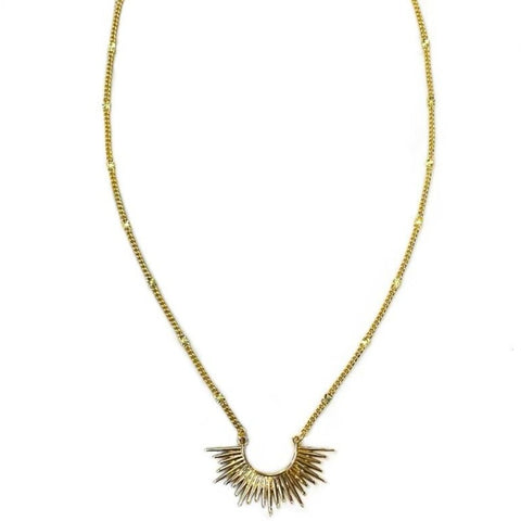 Gold Daybreak Necklace