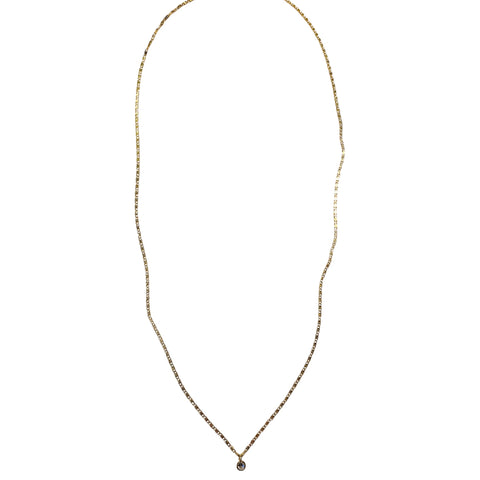 Gold Midi Saylor Necklace