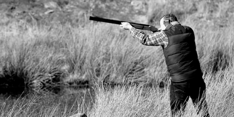 Mike Coates Clay Pigeon Shooting