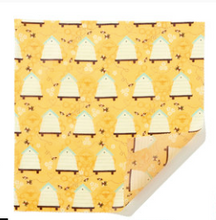 Load image into Gallery viewer, Bees wax wraps - Bread wrap