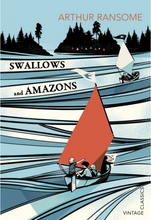 Load image into Gallery viewer, Swallows and Amazons by Arthur Ransome