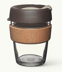 Keep cups - brew cork  - 340ml/12oz