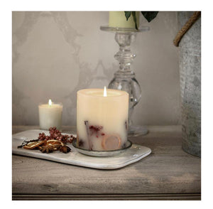 Christmas - cinnamon and orange candle