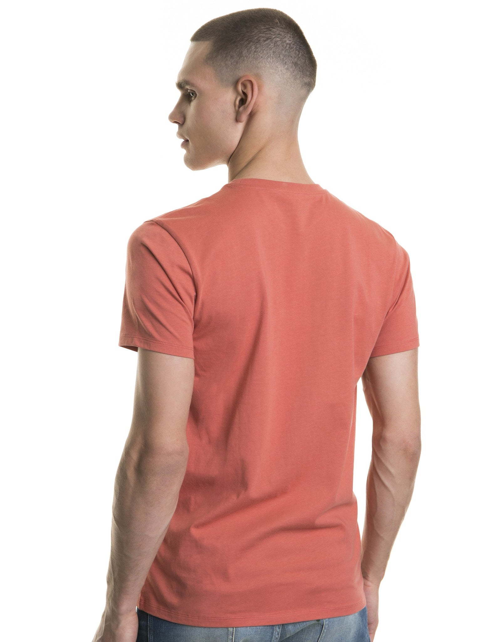 T.Shirt BIG STAR Logo | Corail
