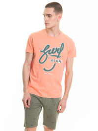 T.Shirt with Print | Corail