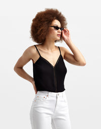 Camisole Top | Off White-Nuit