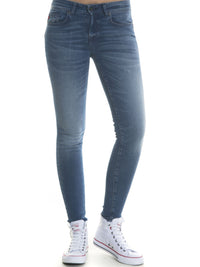 Jeans Push up Skinny fit | Navy Blue